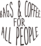 BAGS & COFFEE FOR ALL PEOPLE