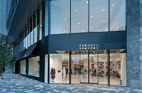 BARNEYS NEW YORK 公式サイト